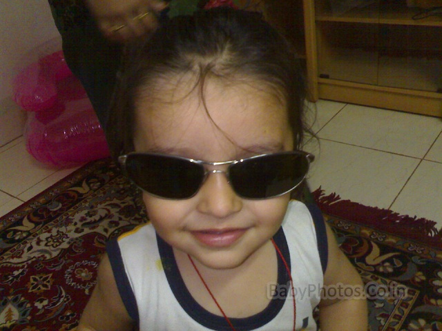 Cute Indian Baby Photos