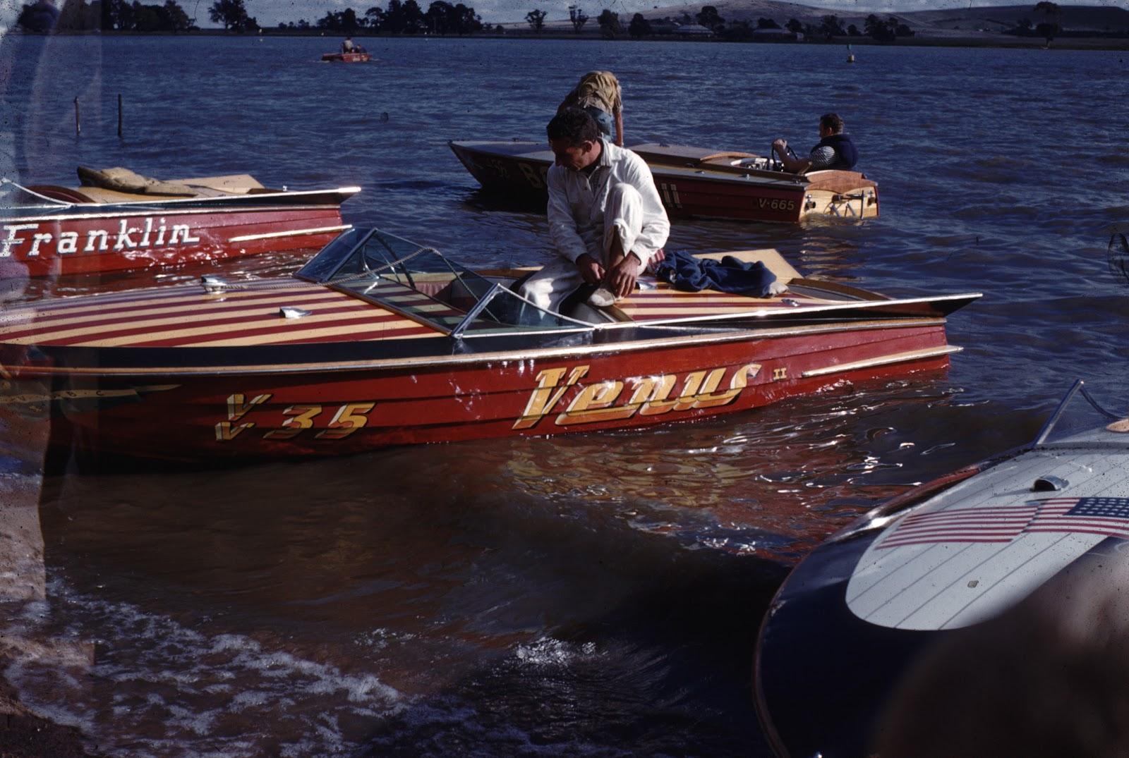 Aussie Skiboats Nostalgia