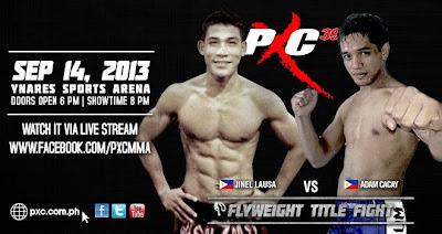 pxc-39-Jinel Lausa vs Adam Cacay