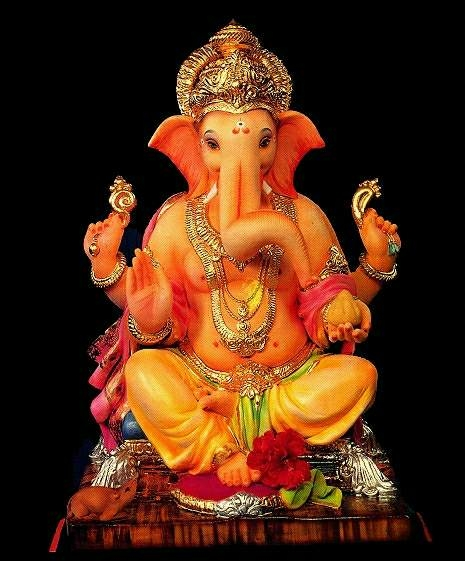 Shri Ganesh Hd Wallpaper