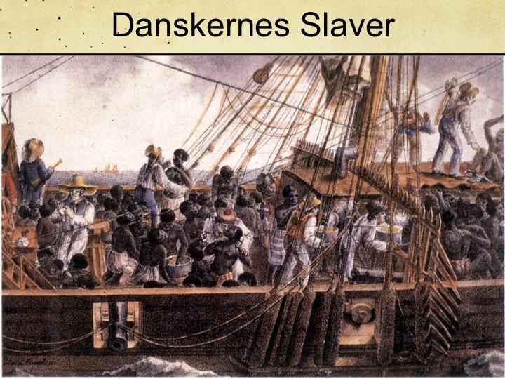 slaver i danmark