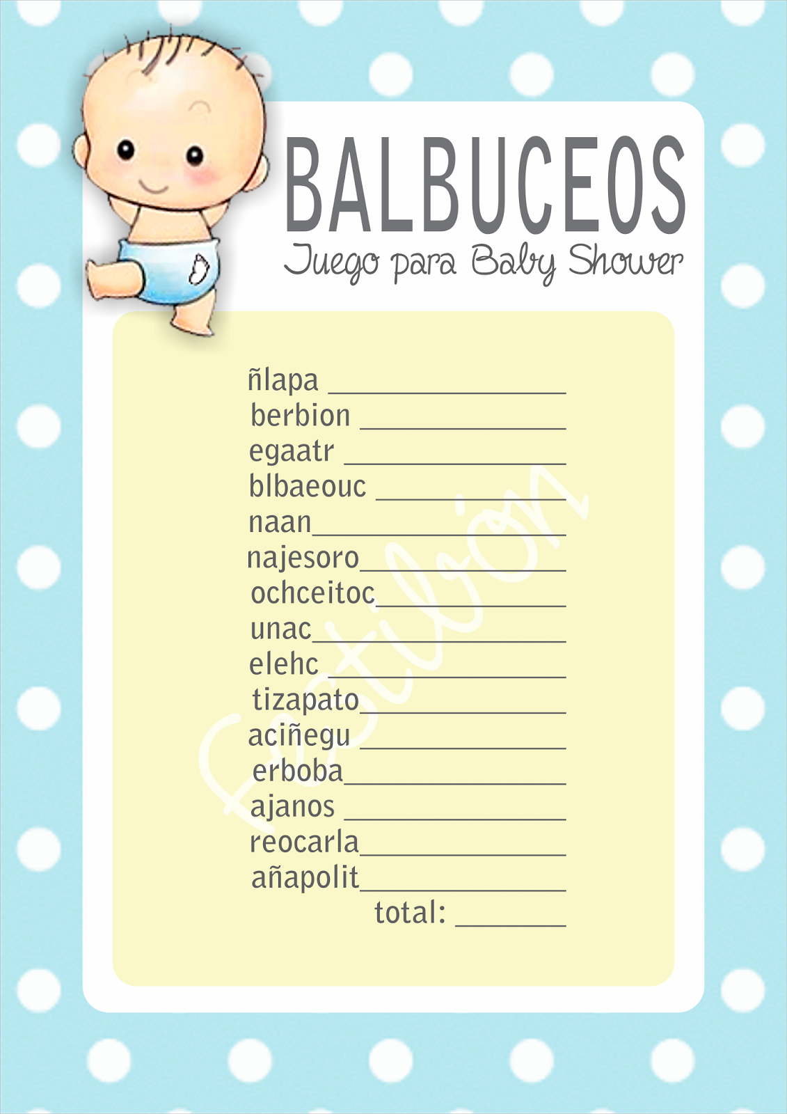 Baby Shower Spanish Invitations for great invitation template