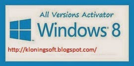 Download Windows 8 Activator v1.0 Plus Personalization Enabler