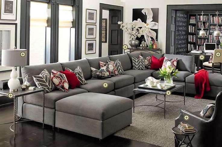 Gray Living Room Design Ideas Interior Design