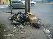 Mais um lixão no bairro