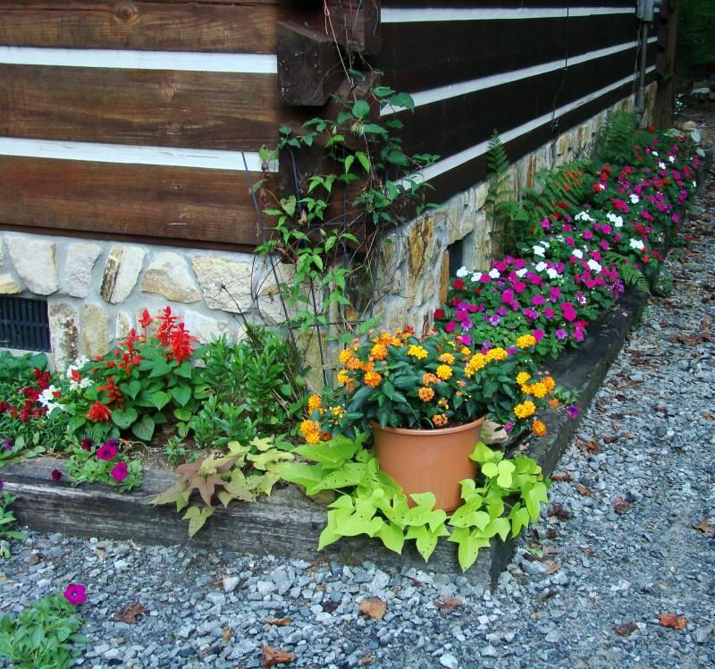 More Final Garden Pics