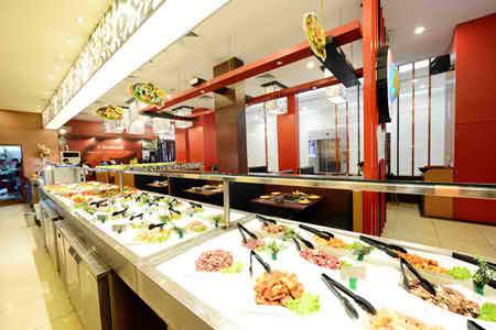 Ăn buffet miễn phí tại Seoul Garden, địa điểm ăn uống, nhà hàng ngon