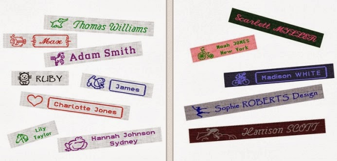 Name Tapes and Clothing Labels