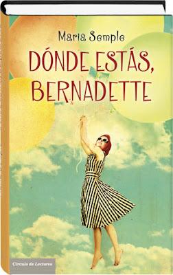 ¿ Donde estás Bernadette? María Semple