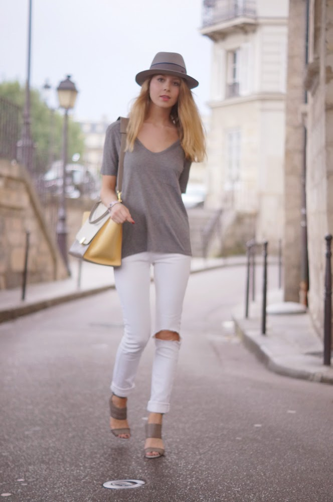topshop, maison michel, paris, céline, alexander mcqueen, hermès, streetstyle, fashion blogger, look du jour, outfit of the day