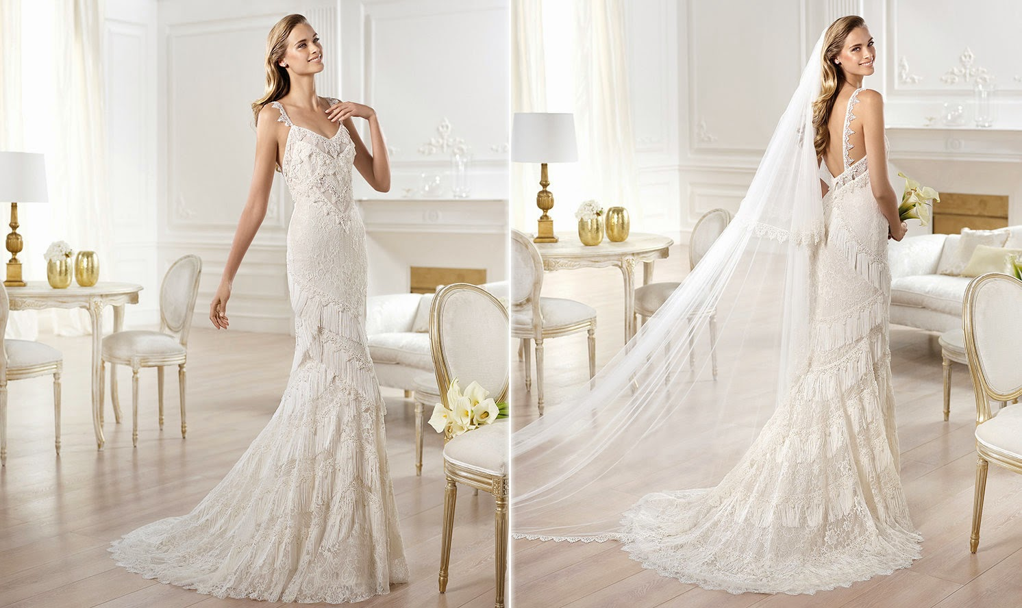 Link Camp: Wedding Dress Collection 2014 (28) - Pronovias Dresses