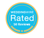 Check Us Out on Wedding Wire