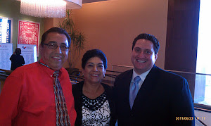 Gloria and I w State Rep. Fisher in 2011