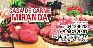 CASA DE CARNE MIRANDA