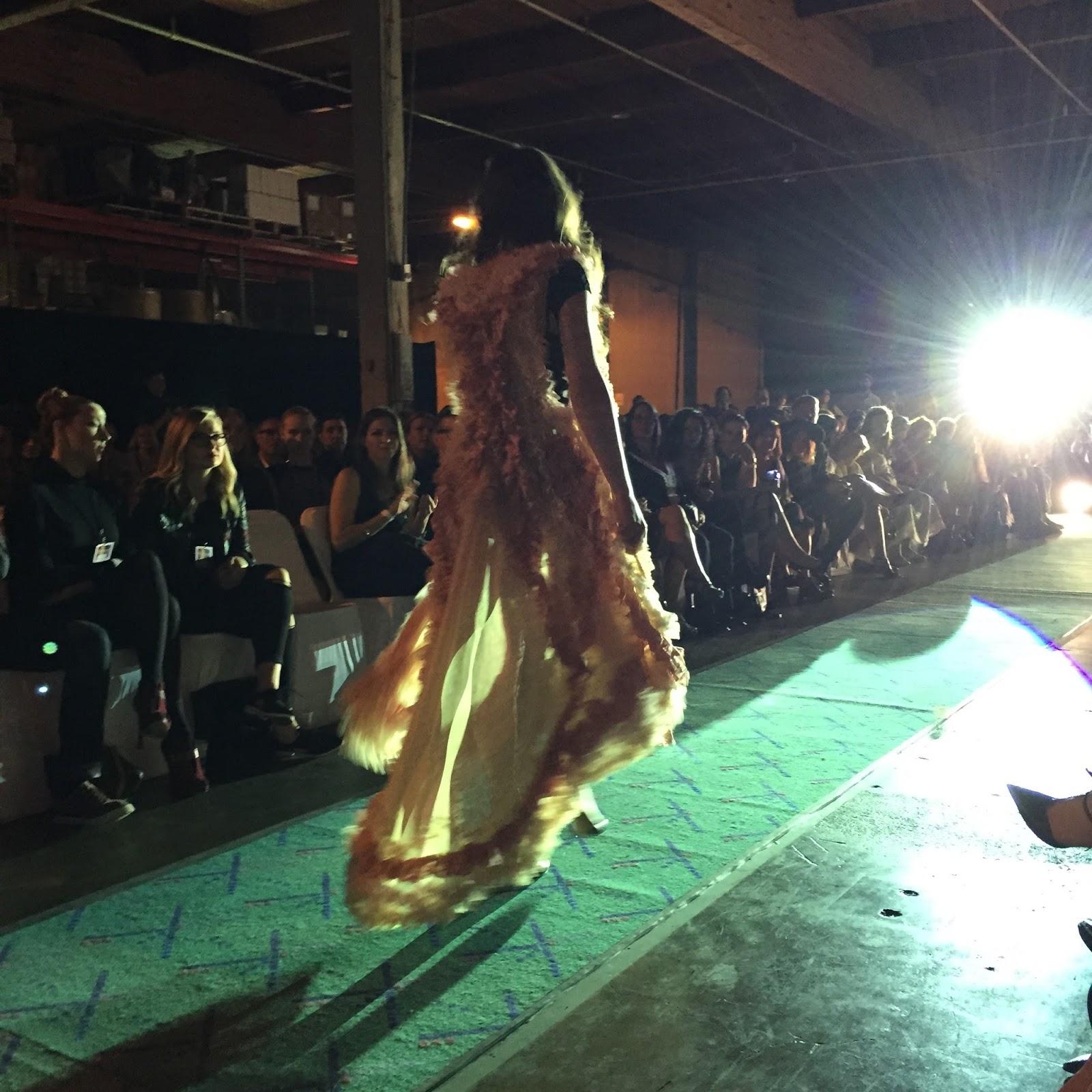 Told Foulk Portland Fashion Week