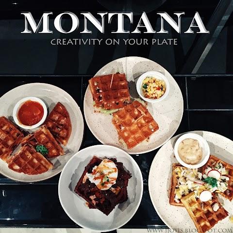 Sponsored Food: Best Waffles @ Montana Brew Bar, PoMo