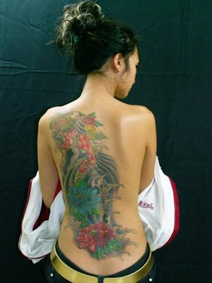 Body Tattoos on Women