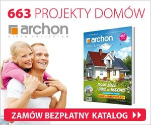 Darmowy katalog z projektami domów ARCHON