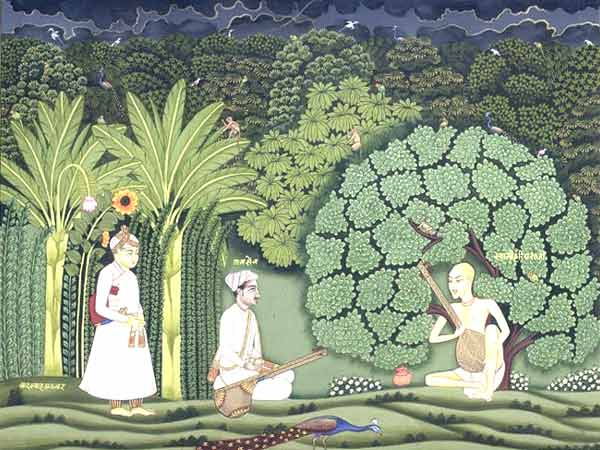 Guru shishya parampara ancient indian tradition of master student