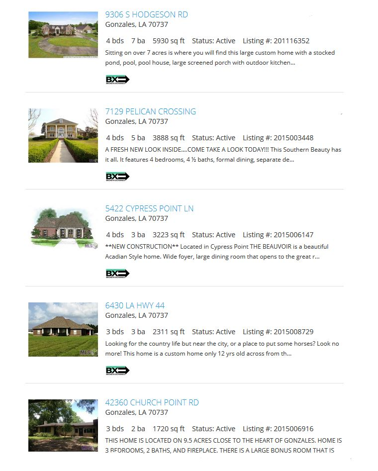 http://www.batonrougerealestatedeals.com/listings/areas/38193/lulat/30.22867/lulong/-90.97075/rllat/30.19262/rllong/-90.85753/zoom/14/propertytype/SINGLE/minprice/200,000/maxprice//beds//baths//minsqft//maxsqft//minacres/1/maxacres//minyearbuilt//maxyearbuilt//listingtype/Resale%20New,Foreclosure%20Bank%20Owned,Short%20Sale/remarks//stories//subdivision//propertyid//