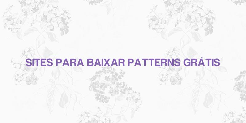 Sites para baixar pattern grátis