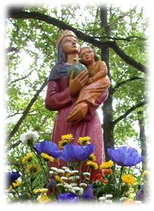 Notre Dame de la Sante Espérance, Pray for Us!