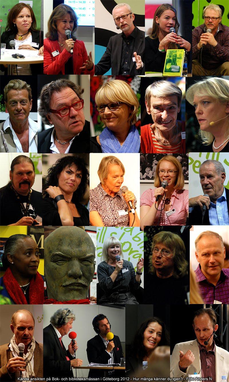 bokmässan, bok- och bilioteksmässan, göteborg, svenska mässan, 2012, författare, kändisar, porträtt, tsyfpl, foto anders n