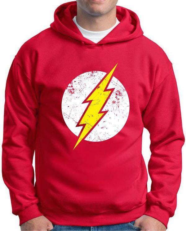 Moletom Flash
