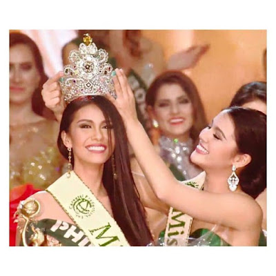 Miss Earth 2015 - Angelia Ong (Philippines)