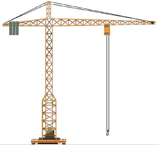 Tower Crane Advantages And Disadvantages : Use of crane in construction advantage and disadvantage