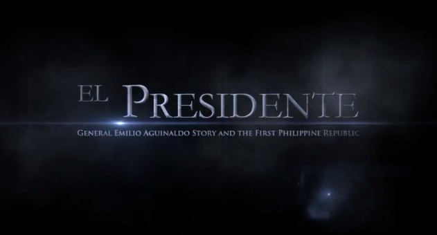 El Presidente 2012 MMFF entry Scenema Concept International and Viva Films biopic written and directed by Mark Meily starring ER Ejercito, Cesar Montano, Christopher de Leon, Nora Aunor, and Christine Reyes