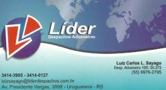 Líder Despachos Aduaneiros