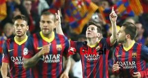 بث مباشر مباراة برشلونة ولاس بالماس الان 26/9/2015