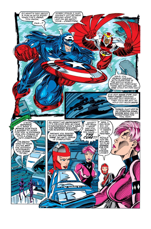 Captain America (1968) Issue #439 #389 - English 10