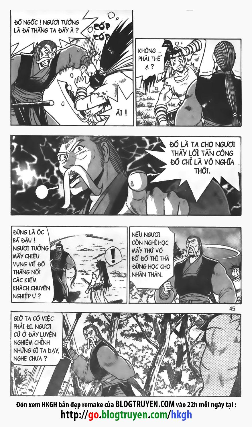 Hiệp Khách Giang Hồ chap 83 page 18 - IZTruyenTranh.com