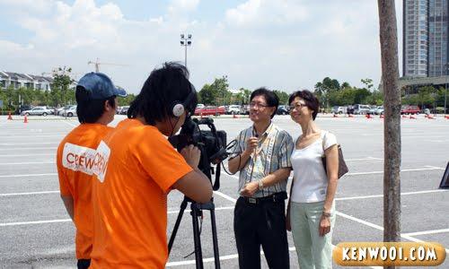proton exora interview