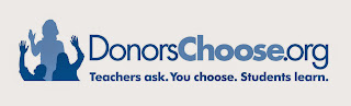 Donors Choose Logo