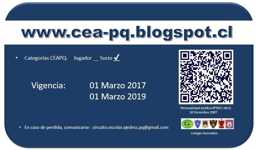 CARNET SOCIO CEAPQ2