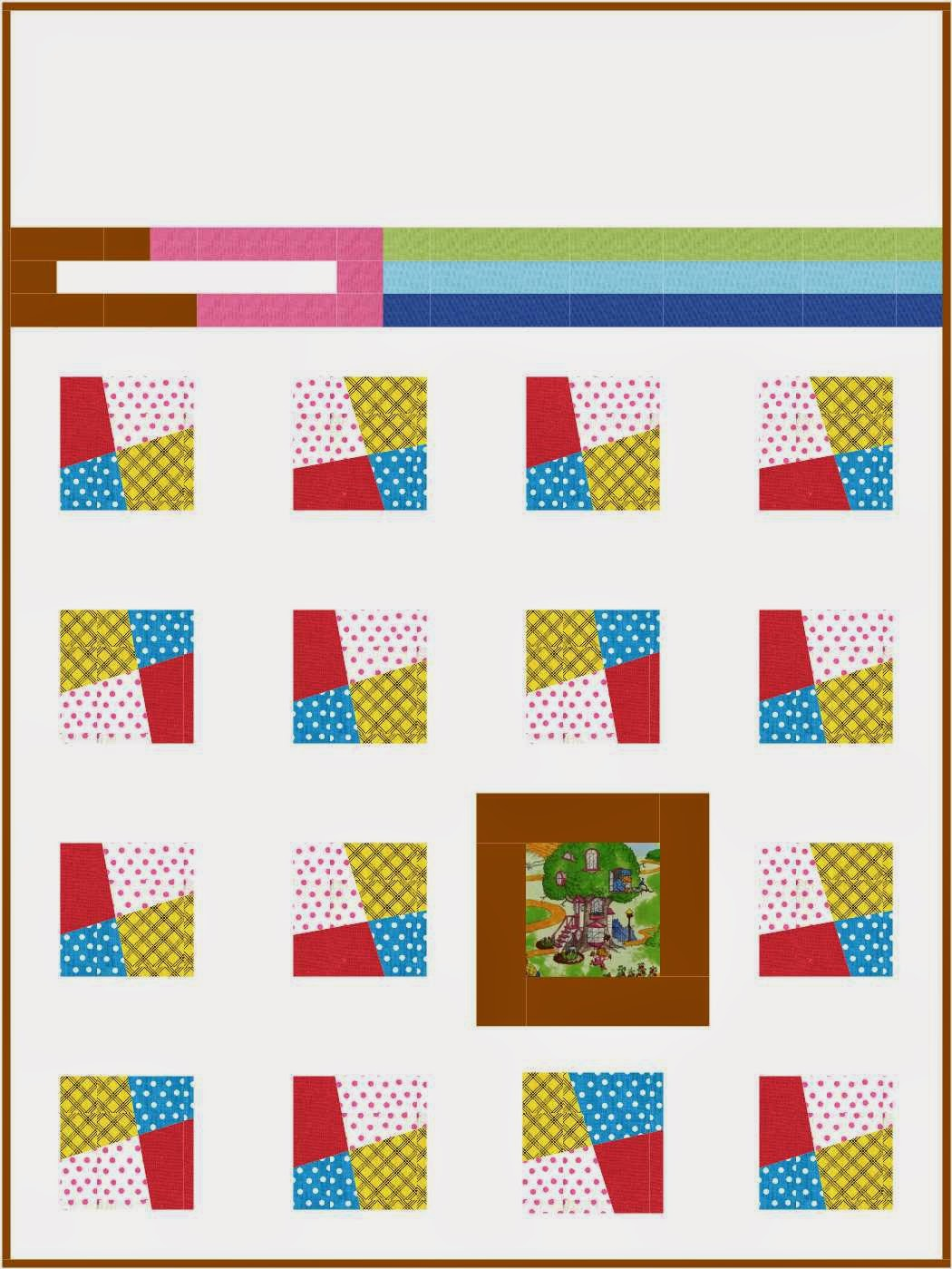 http://www.craftsy.com/pattern/quilting/home-decor/slice--roll-kinderquilt-pattern/42231