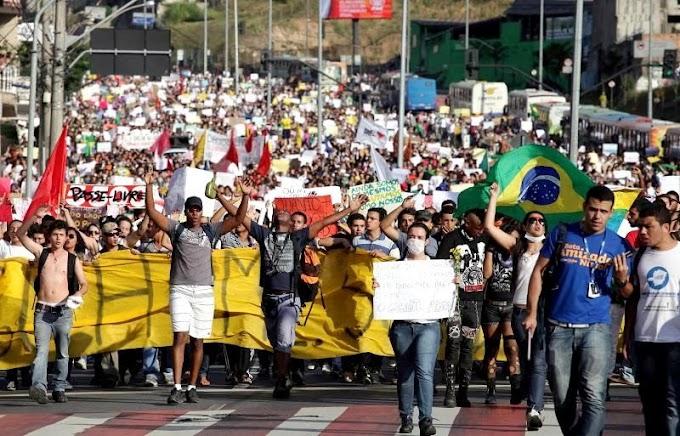 Estão com medo: Dirigentes da FIFA fugirão do Brasil durante a Copa do do Mundo