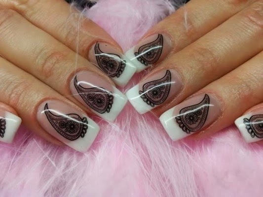 The Enchanting Easy nail art designs 2015 Picture