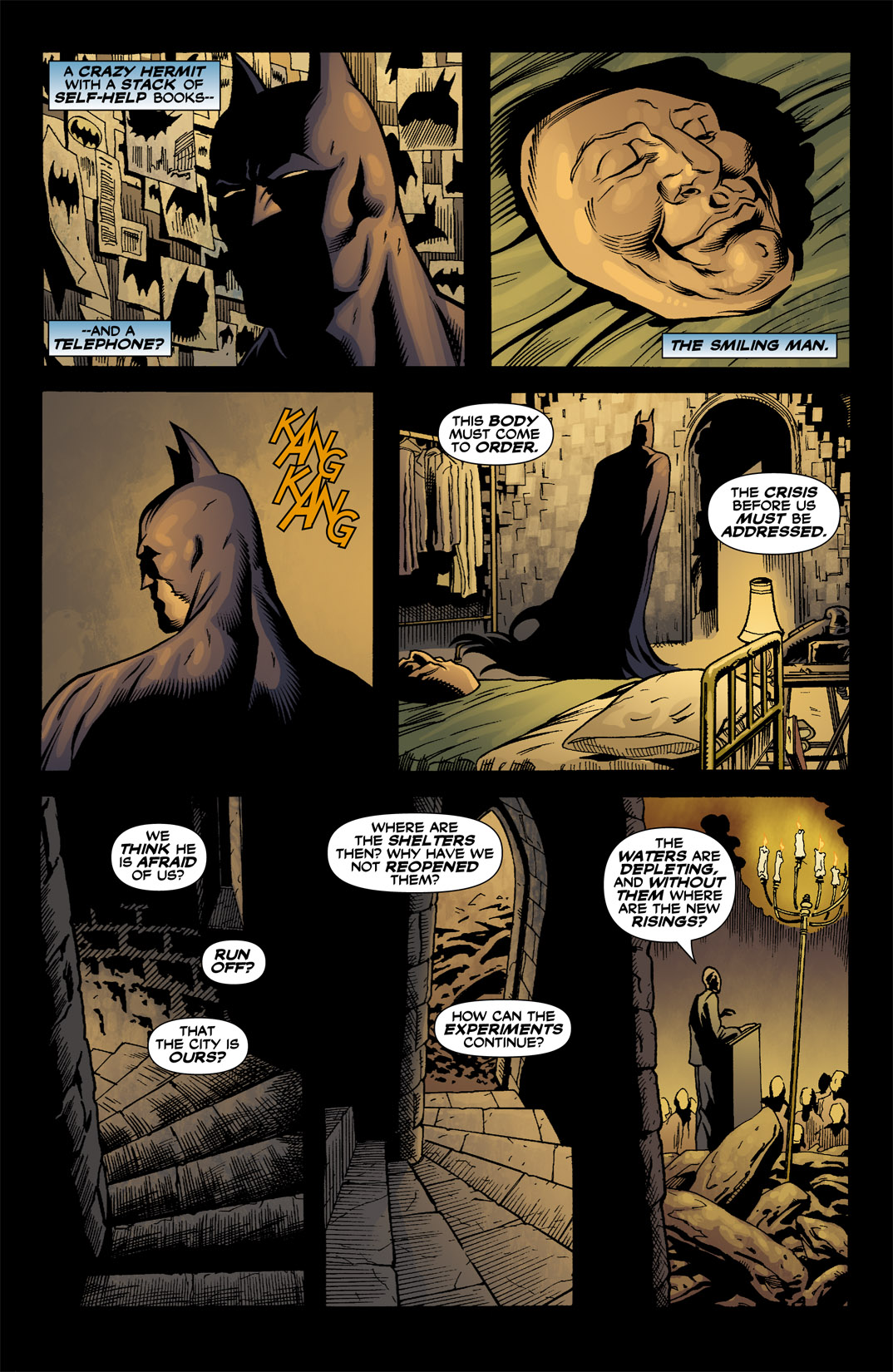 Detective Comics (1937) Issue #813 Page 15