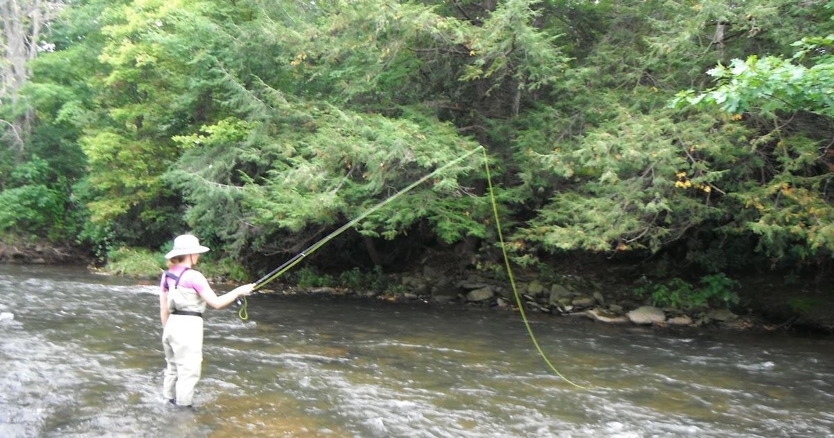 Western maryland fly fishing western maryland fishing for Maryland fishing report