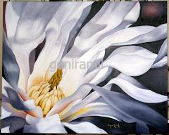 Magnolia al viento