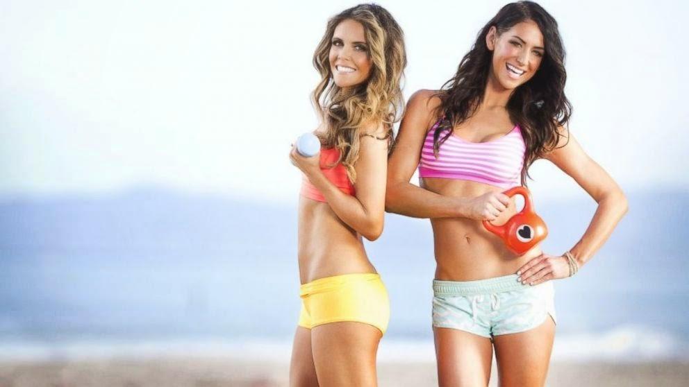 Katrina Hodgson and Karena Dawn - Fitness Entrepreneurs