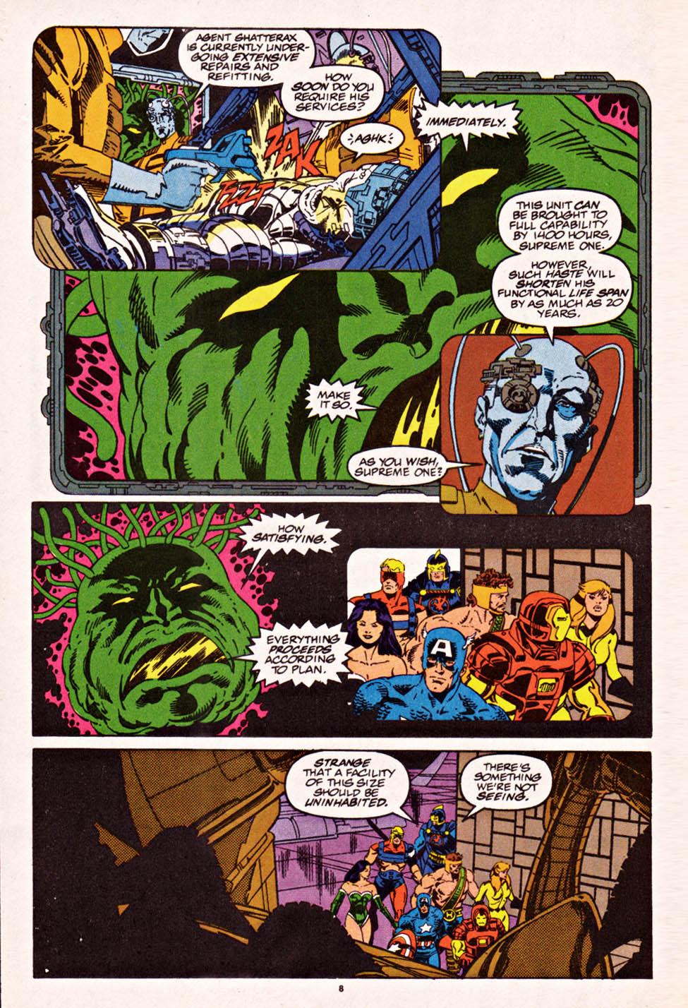 Captain America (1968) Issue #398f #336 - English 7