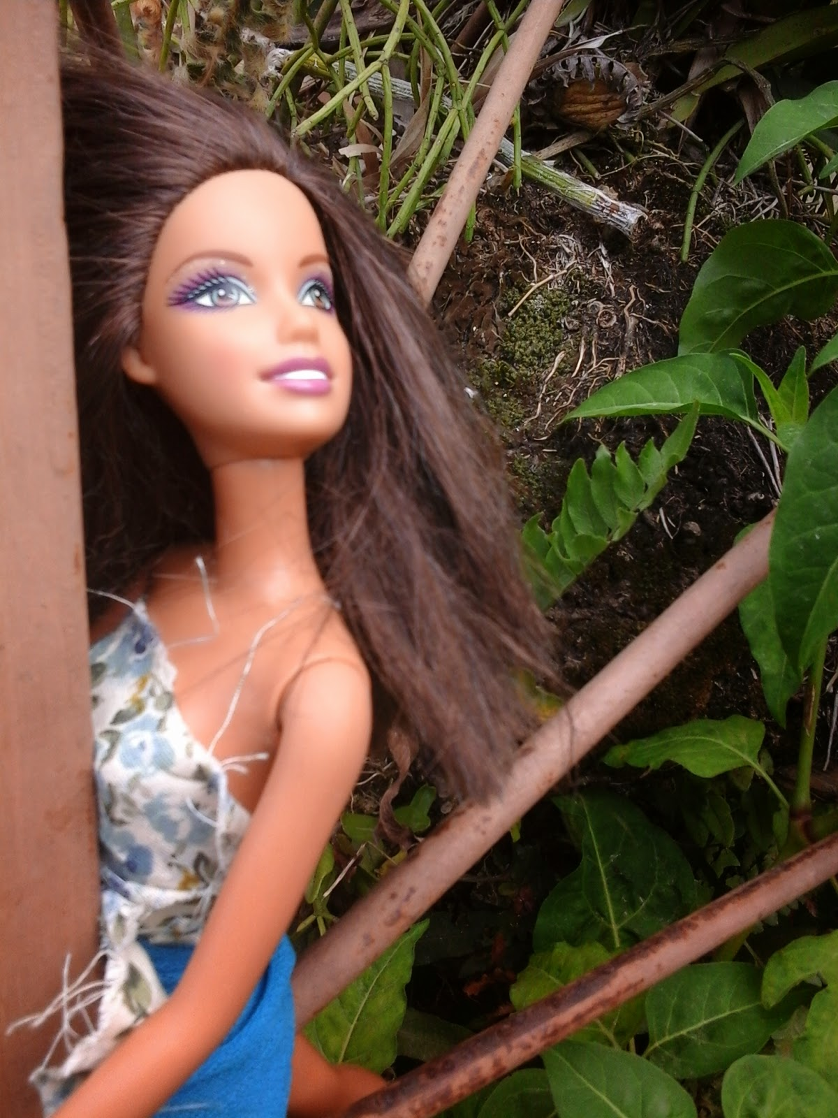 look do dia barbie