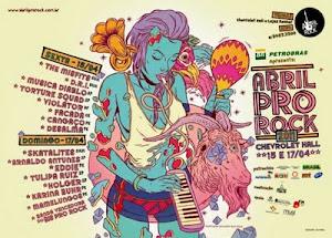 Abril Pro Rock - O mais tradicional festival brasileiro