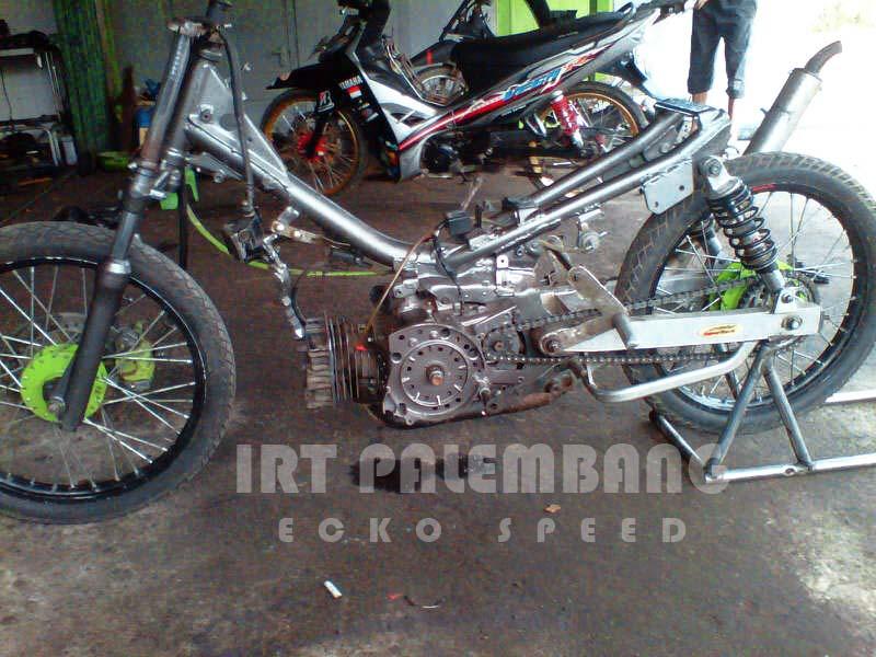 Drag Bike Palembang IFO seri 1 DRAG COMPETITION 26-27 januari 2013