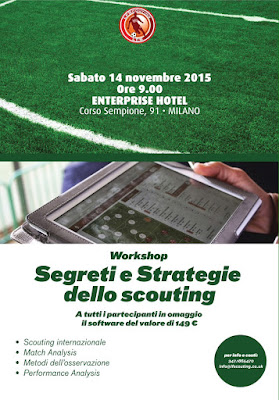 corso osservatori calcio, football scouting course, lfscouting, enrico amore scouting, corso scouting enrico amore, corso scout milano,